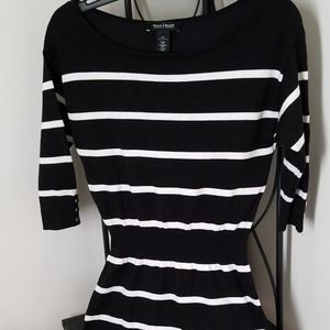 White House Black Market Tops - WHBM Tunic Style Top